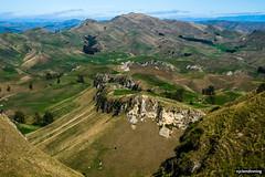 Te Mata Peak Scenic Vista (smellerbee) Tags: tematapeak te mata peak tomatopeak scenic scenery landscape mountain green havelocknorth hawkesbay nz newzealand