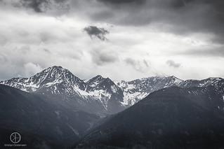 The Snowy Alps