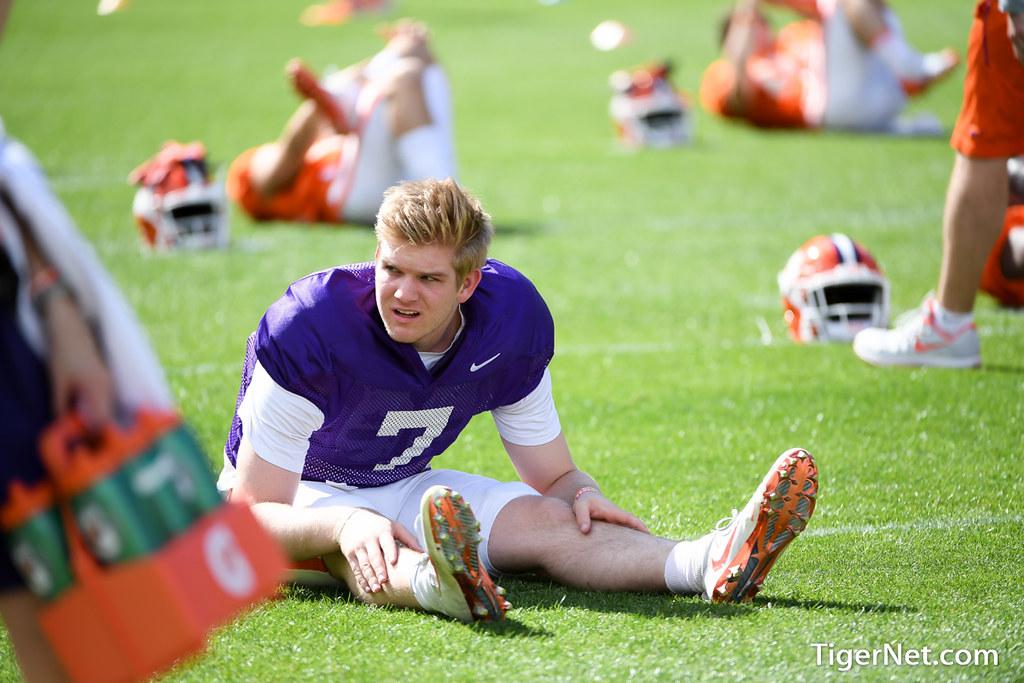 Clemson Photos: Chase  Brice, 2018, Football