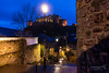 Edinburgh 07 April 2018 00022.jpg (JamesPDeans.co.uk) Tags: castle timeofday landscape printsforsale roads weather light stairs unitedkingdom britain railings wwwjamespdeanscouk history edinburghcastle landscapeforwalls jamespdeansphotography uk digitaldownloadsforlicence lamp path forthemanwhohaseverything edinburgh gb greatbritain spiralstaircase scotland vennel steps passageways nighttimeshot objects architecture spiral lothian rain europe handrail