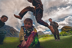 Afghanistan, Wakhan corridor (silvia.alessi) Tags: afghanistan ritratto portrait colors colore happiness children people ngc