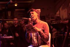 Amenta Abioto (BrendonQ) Tags: vrtx mag vortex magazine portland music musician live performance bar singer pdx artist pnw concert stage bunk rnb neosoul