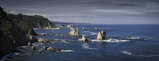 Costa asturiana/ Asturias coastline