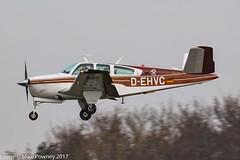 D-EHVC - 1979 build Beech V35B Bonanza, inbound to Runway 24 at Friedrichshafen during Aero 2017 (egcc) Tags: aero aerofriedrichshafen aerofriedrichshafen2017 be35 beech beech35 beechcraft bodensee bonanza d10241 dehvc deden edny fdh friedrichshafen lightroom v35 v35b