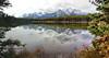 Herbert Lake - ICE(5)2324-38 (photos by Bob V) Tags: mountains mountainlake mountainpanorama rockies rockymountains canadianrockies lake herbertlake reflection reflectiononwater banff banffpark banffnationalpark banffalberta banffalbertacanada panorama