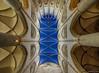 Ceiling of the Chapel of the Martini church (koos.dewit) Tags: nl 2018 fujifilm fujifilmxt2 fujinonxf1024mm groningen instameet instameetgroningen koosdewit martinikerk thenetherlands architecture church koosdewitnl