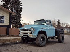 Chevrolet 1700 pickup truck (dave_7) Tags: chevrolet 1700 pickup truck classic