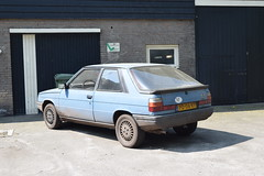 Renault 11TL Broadway 1986 (TedXopl2009) Tags: pd06kt renault 11 11tl broadway