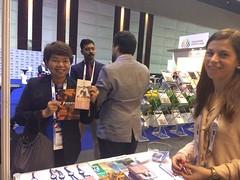 Representante da Sports Authority of Thailand