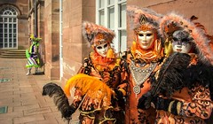 Carnival of Venice in Saverne 2018 - Carnaval vénitien de Saverne 2018 (1) (Cloudwhisperer67) Tags: people portrait mask canon carnival saverne alsace france 2018 parade 760d venetian masquerade ball masked venise venezzia venice cloudwhisperer67 fest great colors flashy incredible amazing photgraphy love lovely robes robe costume costumes bal masqué divine comedy women girls girl woman light scape urban city magic poetry image photography fantasy bokeh travel trip color carnaval art fun europe europa april hat creative carnavalvénitien carnavalvénitiendesaverne
