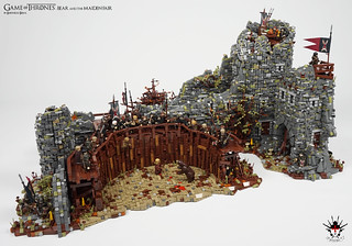 Game of Thrones - Bear and the Maiden Fair - by Barthezz Brick 1