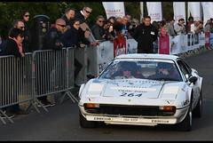 Ferrari 308 GTB Gr.4 Michelotto (1984) # 264 (baffalie) Tags: auto voiture ancienne vintage classic old car coche retro expo france aquitaine 64 sport automobile racing motor show collection club course race circuit