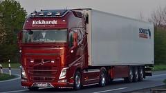 D - Eckhardt Volvo FH GL04 (BonsaiTruck) Tags: eckhardt volvo lkw lastwagen lastzug truck trucks lorry lorries camion camiones caminhoes