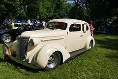 1938 Lafayette (bballchico) Tags: 1938 lafayette sedan davidshank theresashank fathersdaycarshow carshow noblesvilleindiana