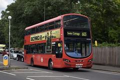 Metroline Wright Eclipse Gemini 3 bodied Volvo B5LH (VWH2006 - LK14 FAU) 603 (London Bus Breh) Tags: metroline metrolinetravel metrolinetravellimited thewrightgroup wrightgroup wrightbus wright wrighteclipsegemini3 gemini3 volvo volvobus volvob5lh volvob5l volvob5lhybrid hybrid hybridbus hybridtechnology vwh vwh2006 lk14fau 14reg london buses londonbuses bus londonbusesroute603 route603 hampstead hampsteadheath hampsteadlane kenwoodhouse tfl transportforlondon