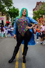 QueensGayParade2018-5(NY) (bigbuddy1988) Tags: people portrait photography nikon d800 urban art city new nyc digital street gay pride parade festival newyork
