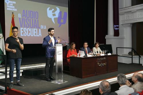 Entrega de los IV Premios 'El Audiovisual en la Escuela' (24)