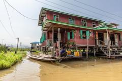 INL-0986 (Kwakc) Tags: nampan shan myanmarburma mm inle lake travelphoto aerial photo inlelake