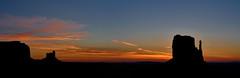 Sunrise at Monument Valley (W_von_S) Tags: sunrise monumentvalley sonnenaufgang southwest südwesten usa us vereinigtestaaten unitedstates america amerika landschaft landscape panorama paysage paesaggio natur nature himmel sky colorful farbig shadows schatten light licht silhouette silhouetten felsen rocks wvons werner june juni 2017 sommer summer sony sonyilce7rm2 outdoor rot blau red blue wolken clouds arizona navajo