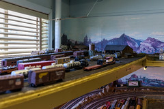 Moffett Field Model HO Railroad (PR Photography) Tags: california location moffettfield nasa northamerica sanfrancisco usa mountainview