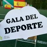 Gala del Deporte de Ocaña 2018