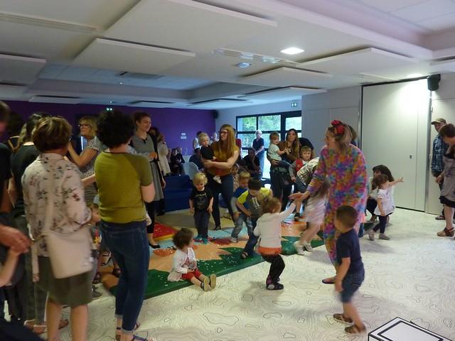 Photo 7 - Le service petite enfance fête l'arrivée de l'été!
