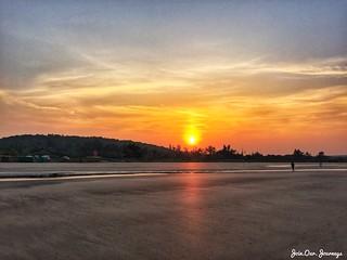 Ganpatipule Sunrise