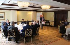 07-06-2018 Exclusive Luncheon with Secretary of State Pieter De Crem - DSC08963