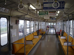 Kohnan Line (弘南鉄道弘南線) (しまむー) Tags: panasonic lumix gx1 g 20mm f17 asph natural train tsugaru free pass 津軽フリーパス