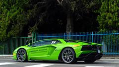 Aventadorsssss (Mattia Manzini Photography) Tags: lamborghini aventador aventadors supercar supercars cars car carspotting nikon v12 green automotive automobili auto automobile italy italia santagata