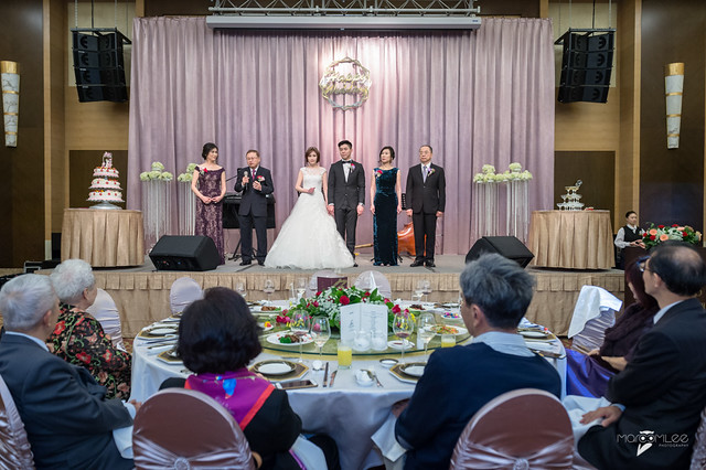 Allen&Alice-台南大億麗緻宴客-婚禮記錄-27