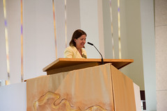 2017 New Student Move In Day-163.jpg (Gustavus Adolphus College) Tags: becky bergman christ chapel president reunion weekend 20180608 20180609 20180610 service speaking alumni talking beckybergman christchapel presidentbergman reunionweekend