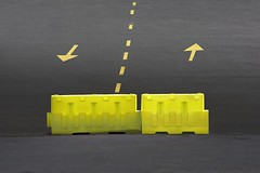 (Kirill Dorokhov) Tags: parking yellow asphalt vivid contemporaryart minimalism abstract