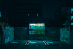(fragmattic) Tags: tokyo japan nightlights citylights nightphotography street streetlights neon glow vaporwave