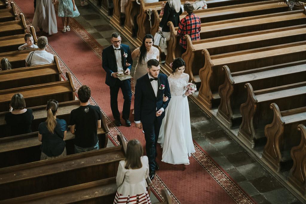 224 - ZAPAROWANA - Kameralny ślub z weselem w Bistro Warszawa