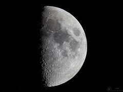 Tonight's Moon (wNG555) Tags: 2018 arizona phoenix moon rubinar1000mmf10 fav25 fav50 fav100