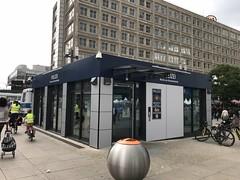 Emergency Services - Police Station - Alexanderplatz, Berlin, Germany - June 2018 (firehouse.ie) Tags: germany berlin precint house station cops politi polis policja policia pd police polizei