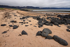 Sandstrand (torremundo) Tags: landschaften felsen küste meer budir snaefellsnes island