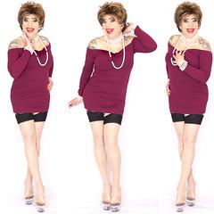 home17810-12 (Ann Drogyny) Tags: shoes legs heels crossdress crossdresser crossdressing cd tv tg ts transvestite transgender transsexual tranny tgirl glamour pinup mature cute sexy stockings nylons suspenders garters