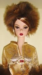 2008 Je Ne Sais Quoi Barbie (6) (Paul BarbieTemptation) Tags: barbie fashion model collection gold label silkstone silkie robert best 2008 paris parisian sketch france french chanel dior balmain givenchy je ne sais quoi