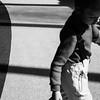 Boy and lines (franleru1) Tags: 1x1 france francoiselerusse marseille omdem5 olympus photoderue streetphotography blackandwhite child citylife monochrome noiretblanc