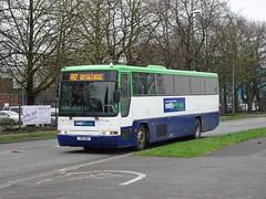 Notts&Derby 62 Ascot Drive (Guy Arab UF) Tags: nottsampderby 62 yrc182 1997 volvo b10m62 plaxton premiere coach bus ascot drive derby derbyshire wellglade trent barton buses wellgladegroup r62rau