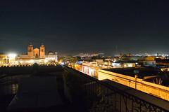 Oaxaca at night (GarethHay) Tags: santodomingo night oaxaca mexico