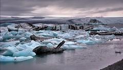 Jokulsarlon (zapicaña) Tags: zapigata islandia island islande iceland iceberg ice jokulsarlon