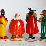 Glass: Czechoslovakian characters thumbnail