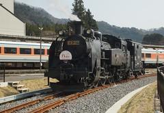 DSC08647 (Alexander Morley) Tags: japanese railways japan trains tobu railway sl taiju kinugawa onsen