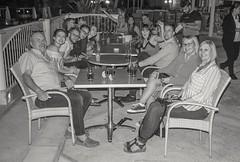 Pre wedding celebrations.  Golden Coast Hotel. Cyprus. (CWhatPhotos) Tags: cwhatphotos wedding cyprus goldencoasthotel party people fun happy smiles smiling bw black white