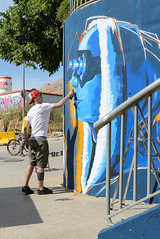 UriGraf (Tiago Mar) Tags: street art molins de rei graffiti mural nikond610 sigma2470 barcelona painting grafiti