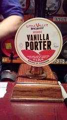Little Valley Vanilla Porter (DarloRich2009) Tags: porter vanillaporter littlevalleyvanillaporter littlevalley littlevalleybrewery beer ale camra campaignforrealale realale bitter handpull brewery