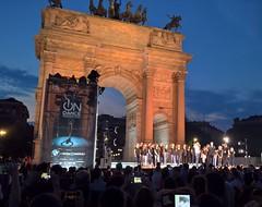 #OnDance atto finale ❤ #emanuelapacotto #iocero #RobertoBolle #flashmob #arcodellapace #corsosempione #accendiamoladanza #ilovemilan #ilovedance #dreamers (EmanuelaPacotto) Tags: instagramapp square squareformat iphoneography uploaded:by=instagram